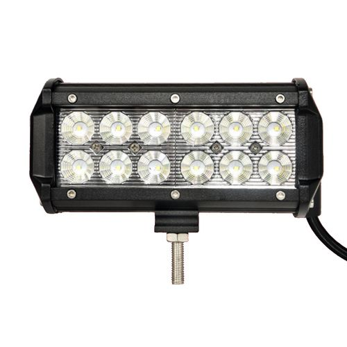 Barra De Trabajo LED 12V / 24V IP67 _ 36W