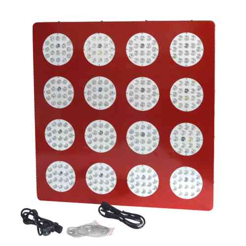 Panel LED Cultivo Crecimiento Plantas / Grow Light _ 600W