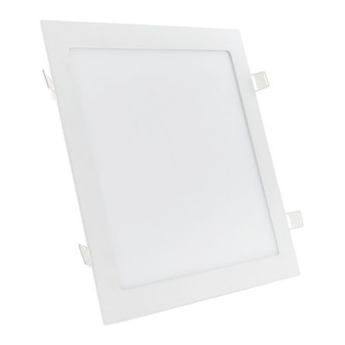 Placa / Panel LED Cuadrado Empotrable _ 25W