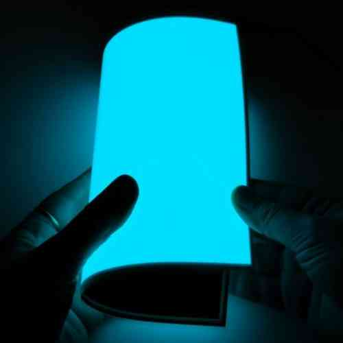 Panel LED Flexible Azul 200x150mm _ 2,5W