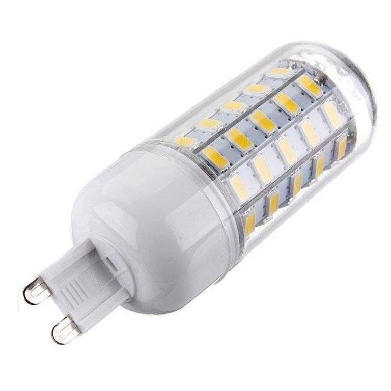 Bombilla led g9 smd5730 6 5w agraled - Bombilla led 5w ...
