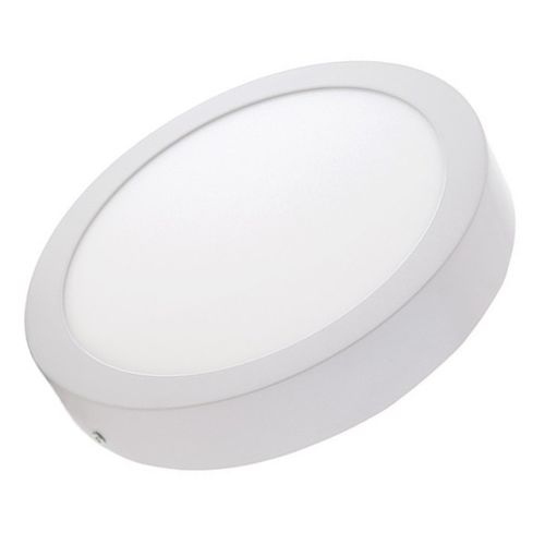 Placa Superficie - Plafon LED Circular Ø300mm _ 24W
