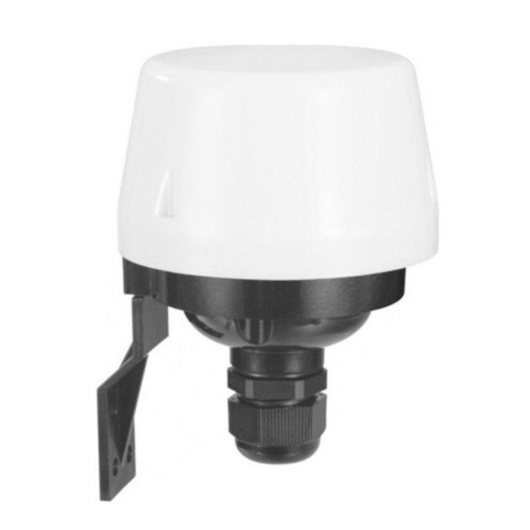 Sensor Luz Fotoelectrico Crepuscular Para Exterior Ip44