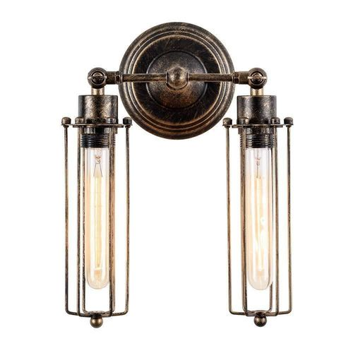 Aplique pared Vintage-Retro-Edison _ AG6