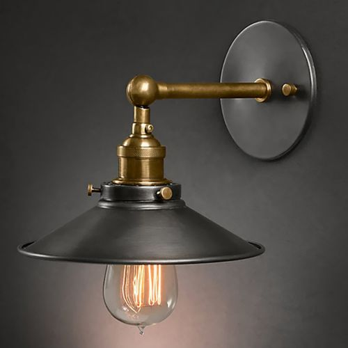 Aplique pared Vintage-Retro-Edison _ AG45