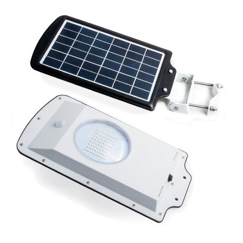 Farola Solar LED Integrada IP65 Jardin Exteriores _ 4W