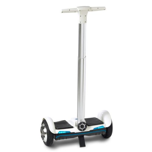 "Patinete Electrico Mini Segway 8"" 36V 4.4Ah _ Blanco"