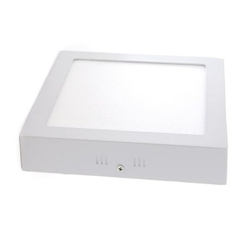 Placa Superficie - Plafon LED Cuadrado 300x300mm _ 24W