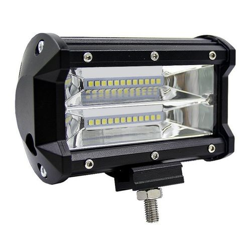 Barra LED 12V 72W IP67 SMD3030 Maquinaria