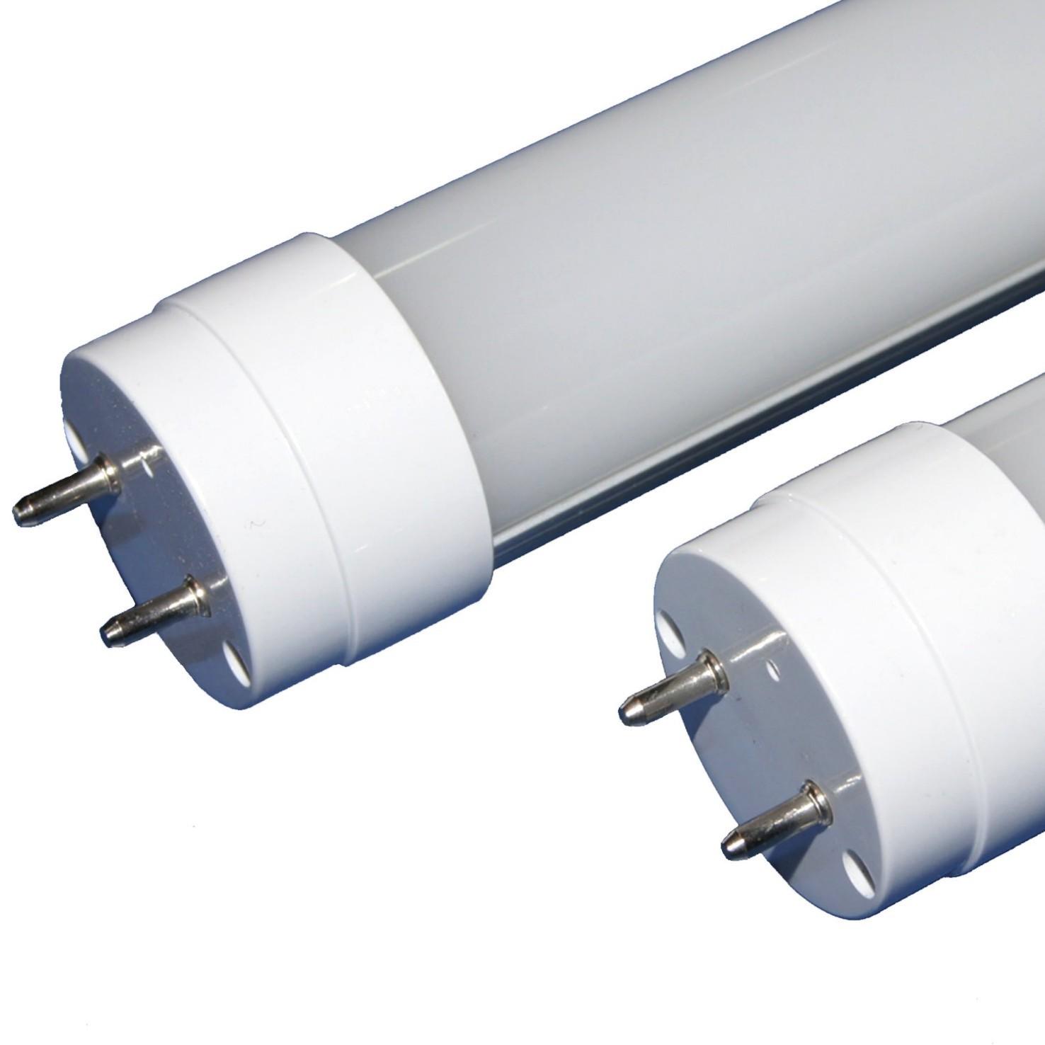 Tubos led t8 y t5 aluminio y policarbonato agraled - Fluorescente led precio ...